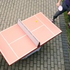Tennino – Der Mini-Tenniscourt